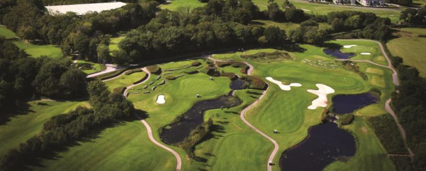 The Lake Course Course at Vale Resort Image