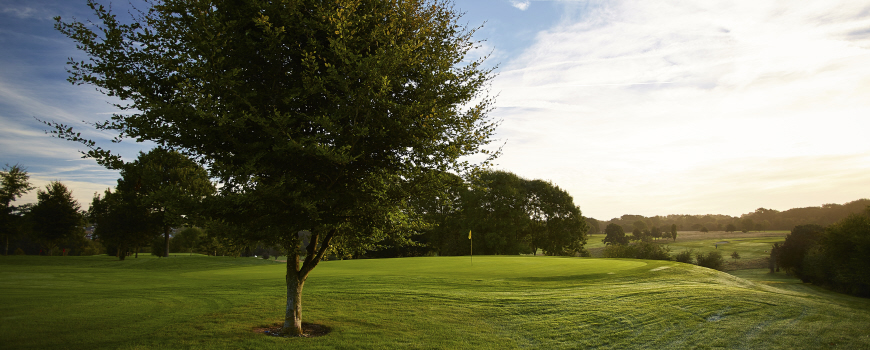 Alresford Golf Club at Alresford Golf Club in Hampshire