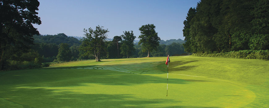 Kingfisher Course at Mannings Heath Golf Club