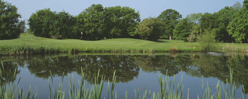 Lakes and Parkland at Wildwood Golf Club