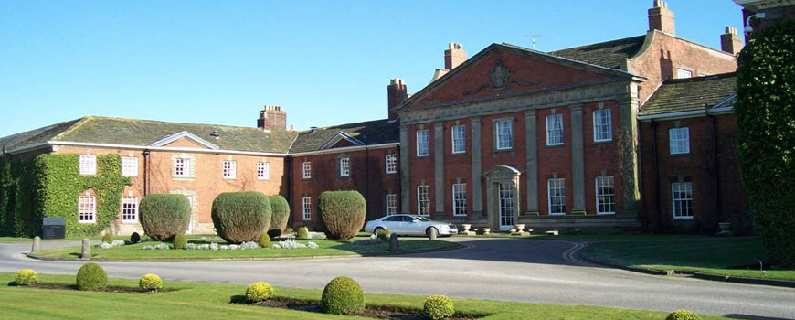 Q Hotels Mottram Hall