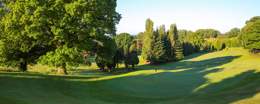 Macdonald Hill Valley Hotel Golf and Spa Golf Course Included In Albatross Play & Stay at Macdonald Hill Valley Hotel Golf and Spa