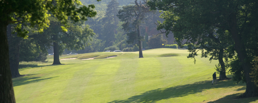 Palmerston Course at Brocket Hall Golf and Country Club
