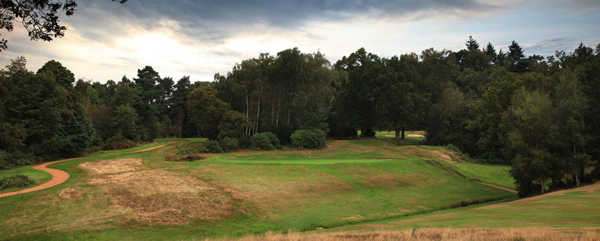 Stoneham Golf Club at Stoneham Golf Club in Hampshire