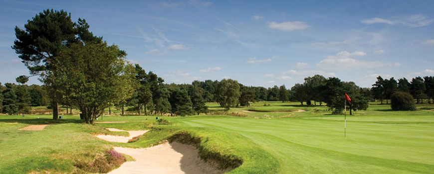 New Course at Walton Heath Golf Club