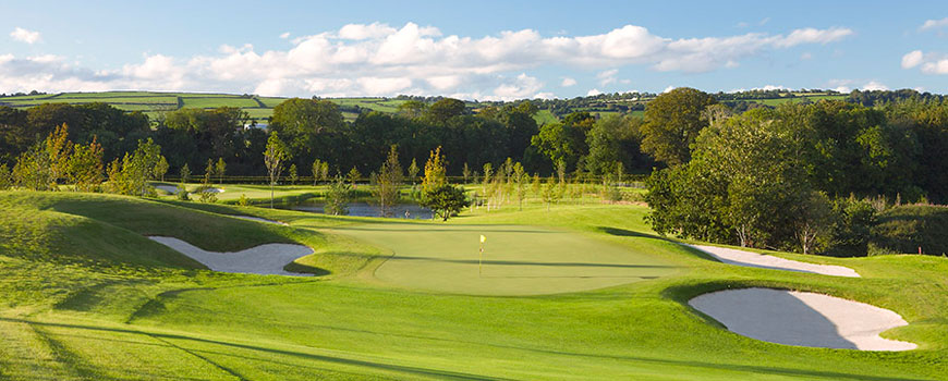 The Barryscourt Course at Fota Island Resort