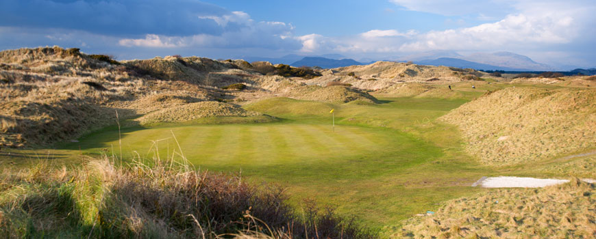 Royal St Davids Golf Club Golf Course Included In One Night Two Rounds at Royal St. Davids Golf Club