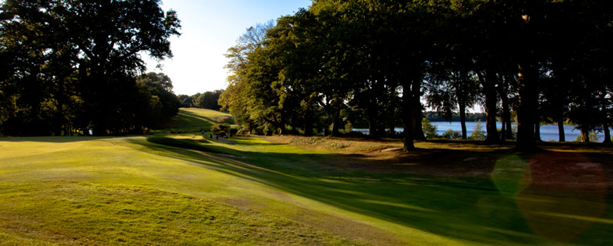 The Championship Course at The Mere Golf Resort & Spa in Cheshire