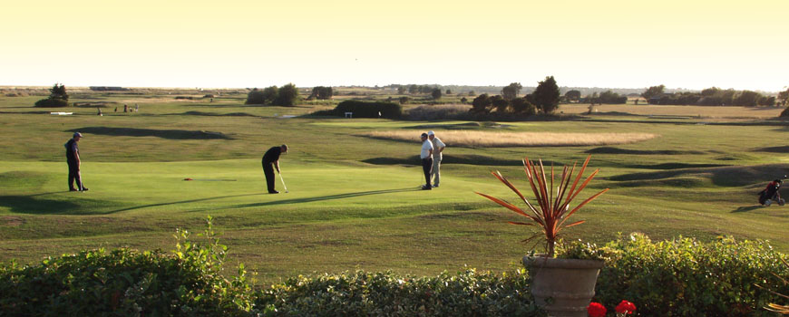 Havers Course at Frinton Golf Club