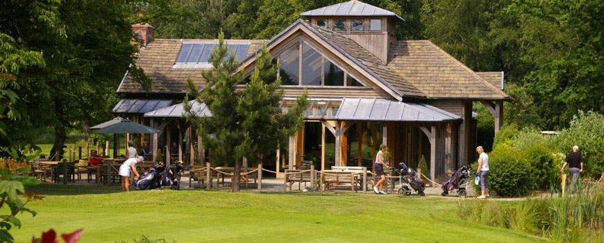 Peover Golf Club at Peover Golf Club in Cheshire