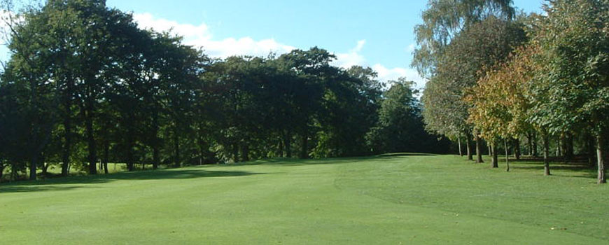 Golf Courses in Cheshire
