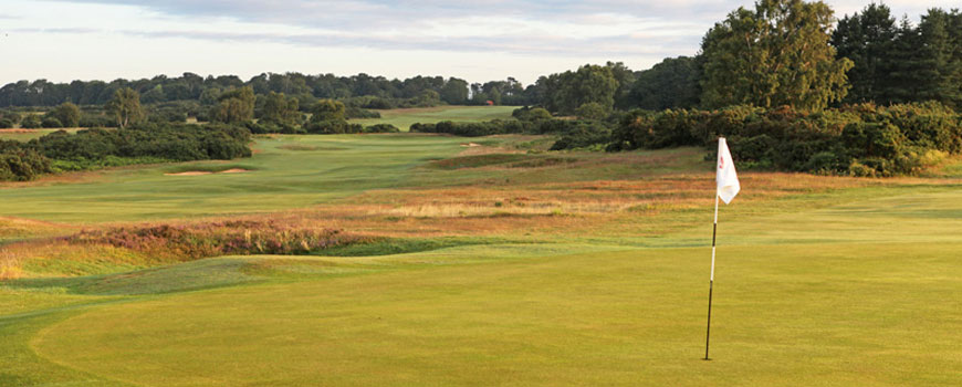 Aldeburgh Golf Club Golf Course Included In Summer Two Night Golf Break at Thorpeness Golf Club and Hotel