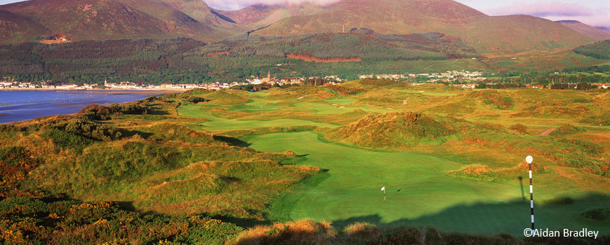 Championship Links Course at Royal County Down Golf Club Image