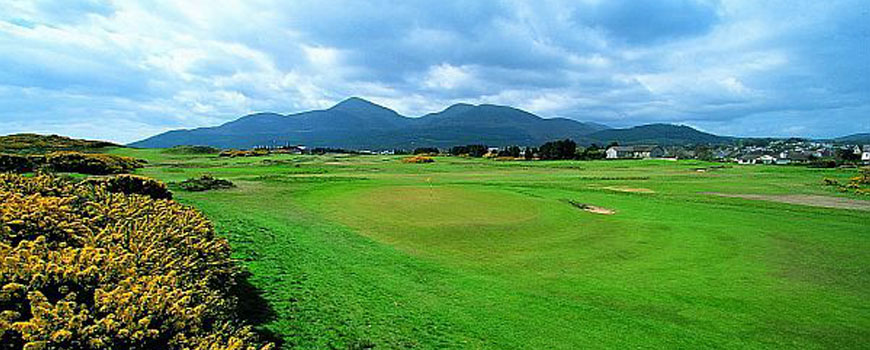 Annesley Links at Royal County Down Golf Club