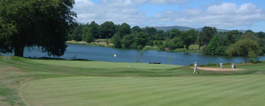 Ballydrain and Edenderry  at  Malone Golf Club