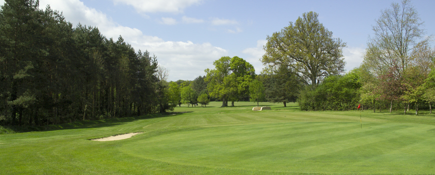 The Manor Course at Bramshaw Golf Club  in Hampshire