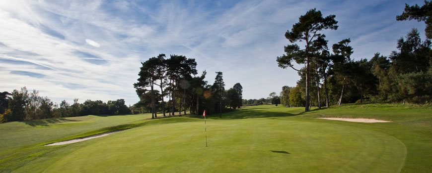 Championship Course at Hever Castle Golf Club in Kent
