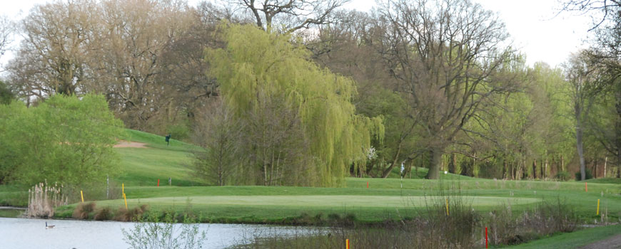 Princes Course Course at Hever Castle Golf Club Image