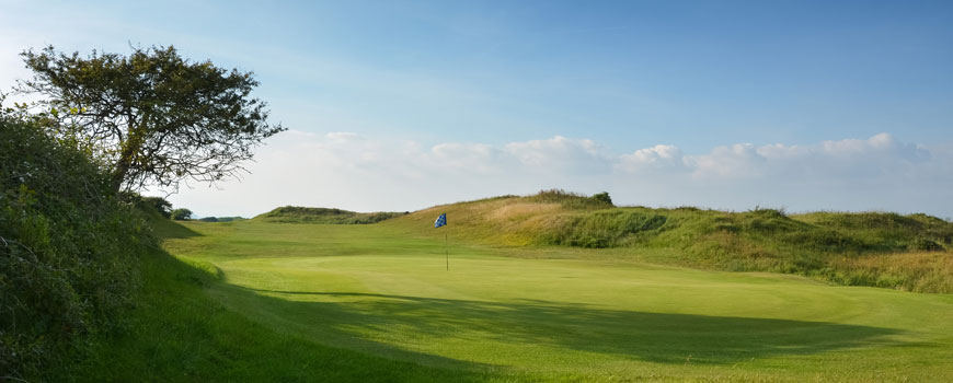 Channel Course at Burnham and Berrow Golf Club