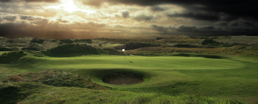 East Course at Saunton Golf Club