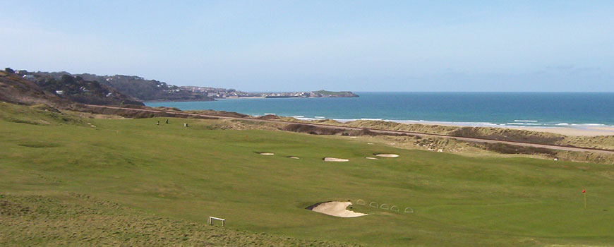 Course at West Cornwall Golf Club Image