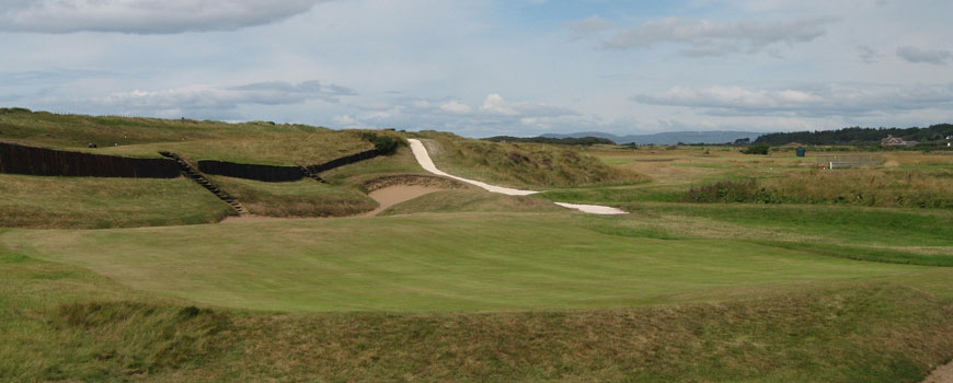 Course at Prestwick Golf Club Image