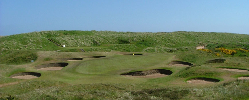 Balgownie Links at Royal Aberdeen Golf Club
