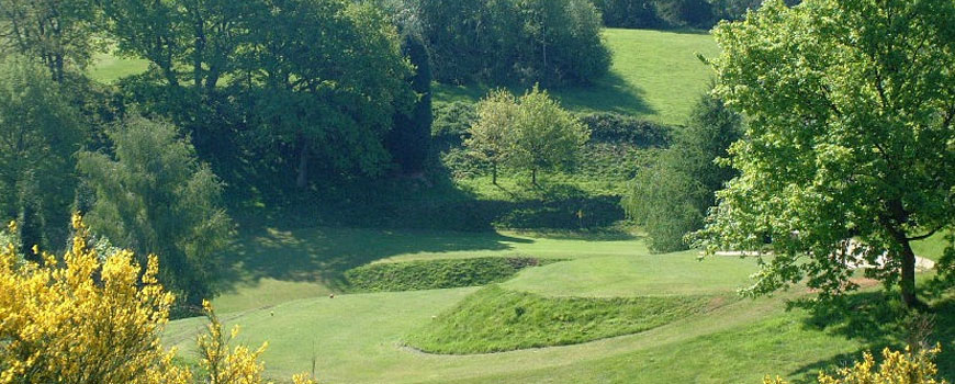 The Millbrook Golf Club at The Millbrook Golf Club in Bedfordshire