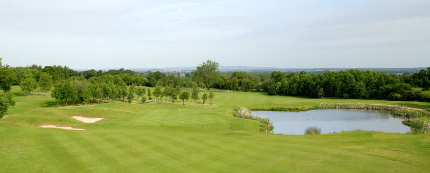 Gold & Blue Course  at  The Shropshire Golf Centre