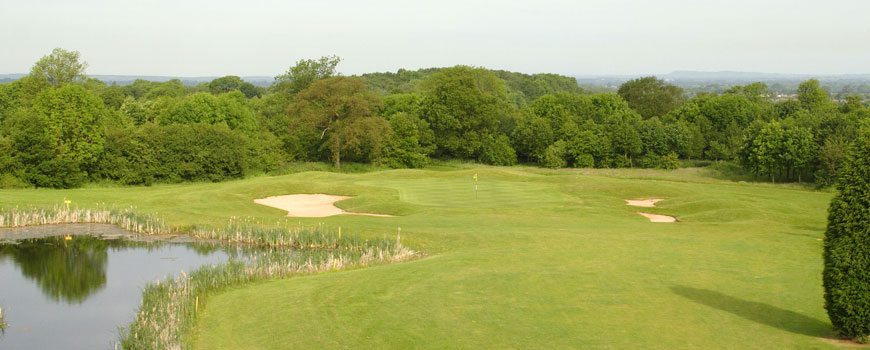 Silver & Blue Course  at  The Shropshire Golf Centre