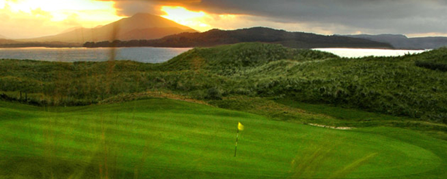 Old Tom Morris Links at Rosapenna Hotel and Golf Resort