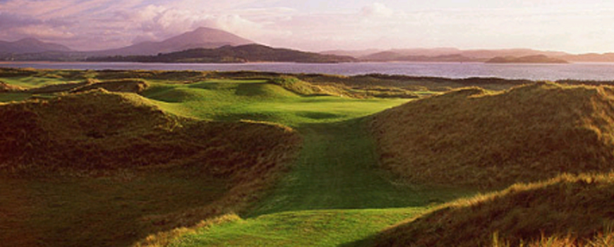 Sandy Hills Links at Rosapenna Hotel and Golf Resort