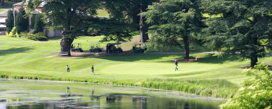 Melbourne Course at Brocket Hall Golf and Country Club