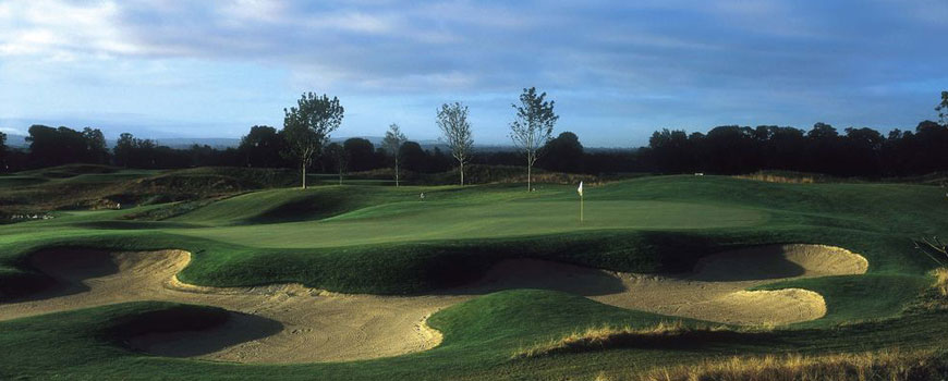 The Smurfit Course at The K Club
