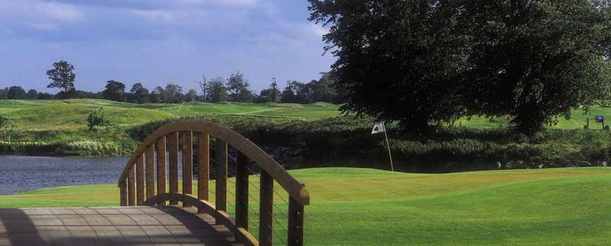 The Smurfit Course Course at The K Club Image