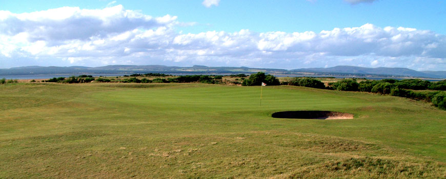 Course at Tain Golf Club  Image