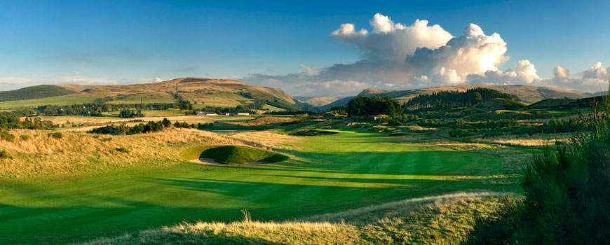 Gleneagles Golf Course Included In The Sweet Spot at Gleneagles