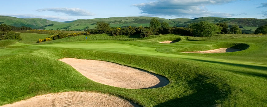 Gleneagles Golf Course Included In The Major Golf Package at Gleneagles