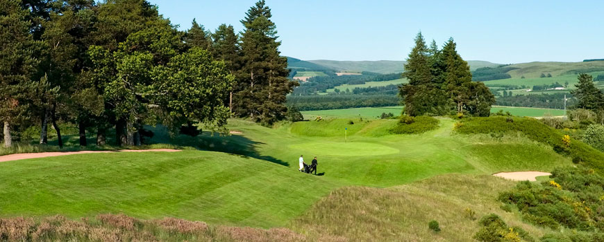 Queens Course Course at Gleneagles Image