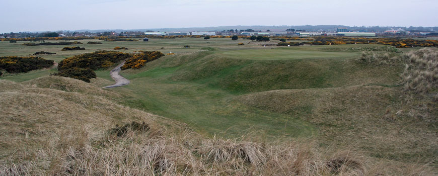 Medal Course Course at Montrose Golf Links Image