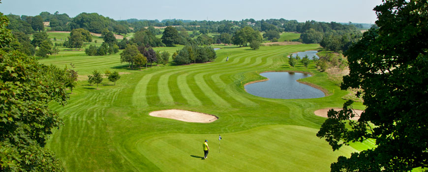 The Mackintosh Course  at  Cottrell Park Golf Resort