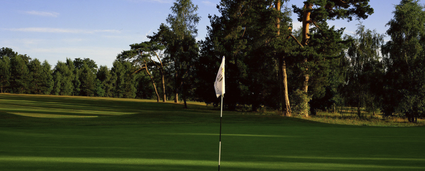 Meon Course at Meon Valley Marriott Hotel & Country Club in Hampshire