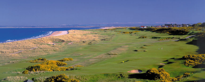 Championship Course Course at Royal Dornoch Golf Club Image