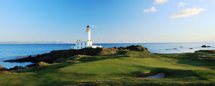 Trump Turnberry Scotland Golf Course Included In Winter Golf Package - Ailsa at Trump Turnberry Scotland