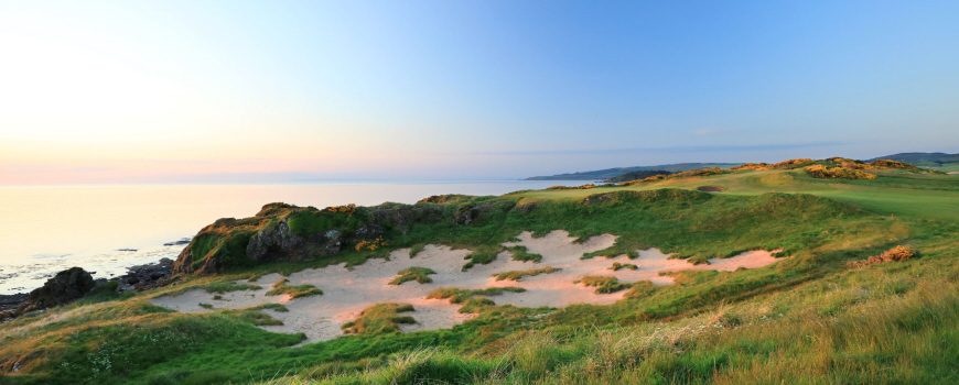 The Kintyre Course at Trump Turnberry Scotland Image
