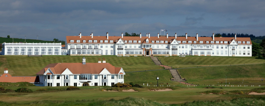The Arran Course at Trump Turnberry Scotland