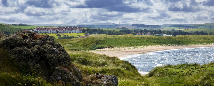 The Arran Course Course at Trump Turnberry Scotland Image