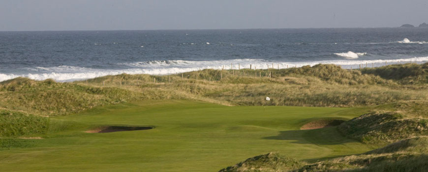 Old Links at Ballyliffin Golf Club