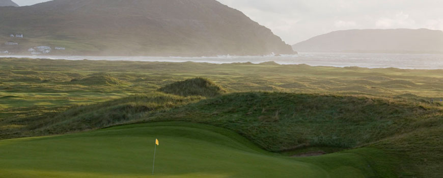 Glashedy Links at Ballyliffin Golf Club