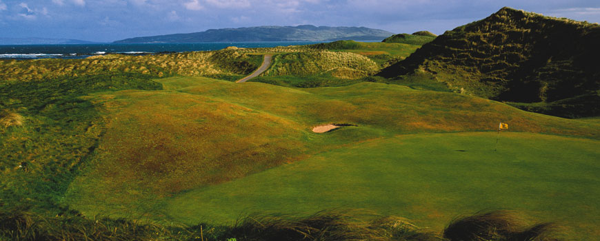 Narin and Portnoo Golf Club